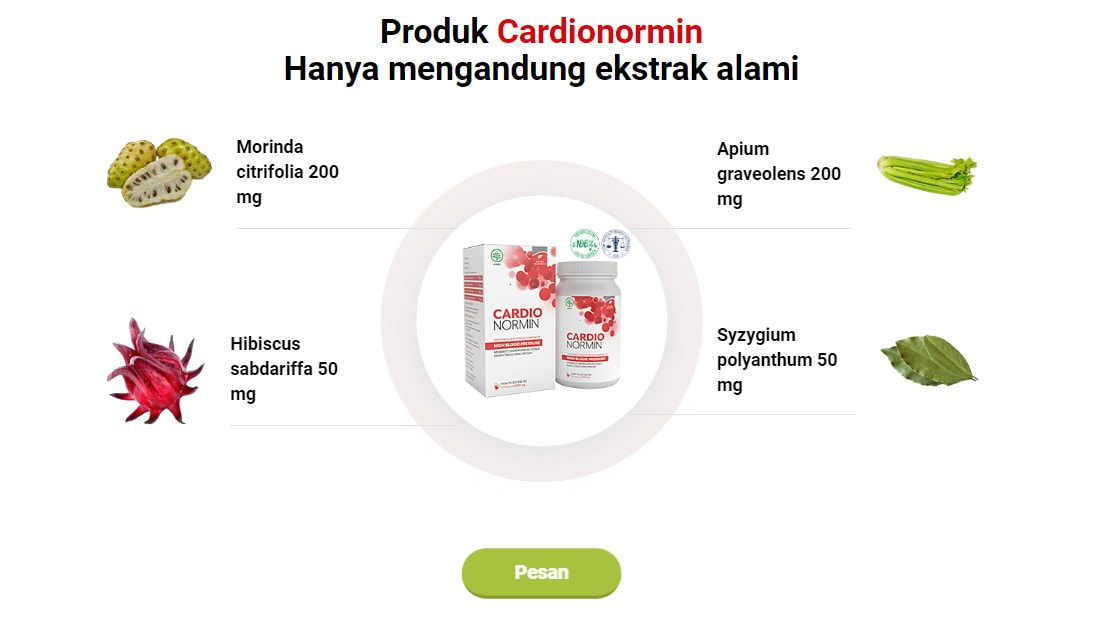 Cardionormin 1